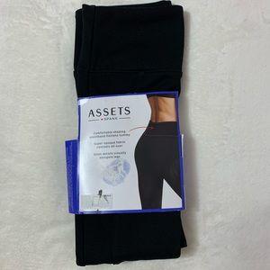 Assets Spanx ponte shaping leggings Sz Small